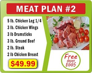 Meat Plan number 2